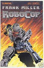 ROBOCOP #1 Frank Miller cover art Avatar 2003 NM