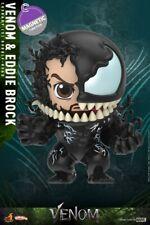 Hot Toys Poison Deadly Guardian COSBABY Mini Figure Toys COSB626 Venom & Eddie
