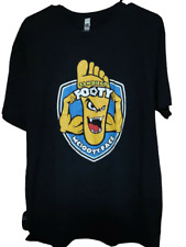 Soccer Graphic Tee: San Diego Footy McFooty Face MLS expansion team bid