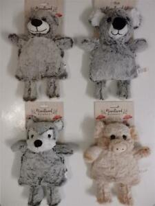 Woodland Warmers Microwaveable Heat Pack Bear, Koala, Wolf or Pig (Choice of 4)