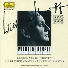 Wilhelm Kempff, Ludwig van Beethoven - 32 Piano Sonatas [New CD] UK - Import