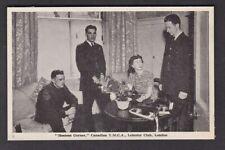 LONDON  Canada WW2 Canadian YMCA Leinster Club Hostess Corner PPC