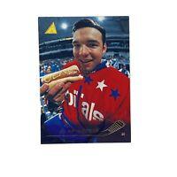 1995-96 Pinnacle Hockey Olaf Kolzig NHL Washington Capitals Hot Dog Card #134