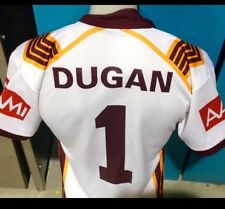 Nsw Country Origin  Player Issue Josh Dugan Jersey Dragons Sharks Raiders