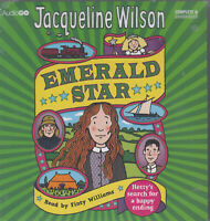 Jacqueline Wilson Emerald Star 8CD Audio Book NEW Unabridged FASTPOST
