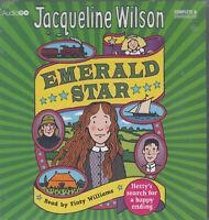 Jacqueline Wilson Emerald Star 8CD Audio Book NEW* Unabridged FASTPOST