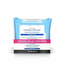 Neutrogena Makeup Remover wipes 2 pack - 25 count