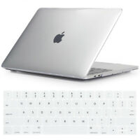 Hard Shell Case for Macbook Air/Pro 11 13 inch Laptop + Keyboard Cover US