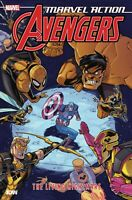 IDW Marvel Action Avengers #10 KEY 1st Print First Appearance Yellow Hulk 2020
