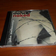 Dance Naked by John Mellencamp (CD, Jun-1994, Mercury) Used