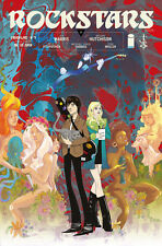 Rockstars (2016) #1 VF/NM Image Comics