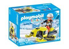 PLAYMOBIL® 9285 Schneemobil NEU & OVP