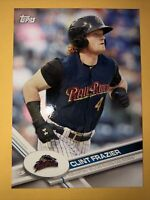 2017 Topps Clint Frazier Pro Debut #174 NY Yankees Scranton Rookie Card RC