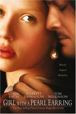 Girl with a Pearl Earring [New DVD] Dolby, Subtitled, Widescreen