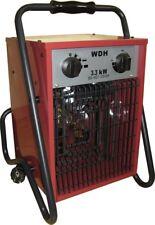 3,3 kW Heizgerät Bauheizer Heizlüfter Heizgebläse Aktobis WDH-IFH01