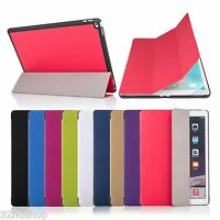 32nd Smart Stand Cover Case for Apple iPad Air 2 (2014) + Screen Protector