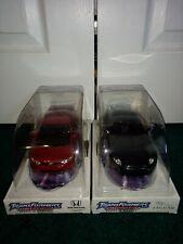 Transformers Alternators Rumble & Ravage Wal-Mart Exclusives Hasbro MISP! 2006