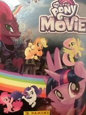 MY LITTLE PONY THE MOVIE FULL SET OF STICKERS X204