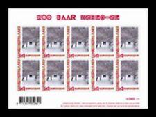Nederland NVPH 2619 Vel Persoonlijke Decemberzegels 2008 100 Jaar KNBLO Postfris