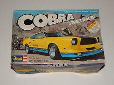 """Revell Cobra Street Racer """"Monroe Handler"""" Mustang II 1/25 Model R11242"""