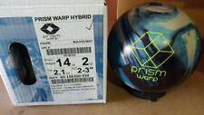 NEW 14lb Brunswick Prism Warp Hybrid Bowling Ball 42073
