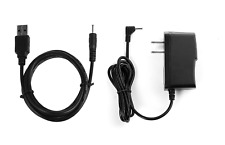 NiceTq Replacement Home Wall Ac Power Adapter Charger + Dc Usb Charging Cable 10