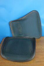 Herman Miller Aeron Model B Chair Seat Pan and Back Fabric Set + Frame