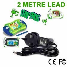 UK Wall Charger LeapFrog 9V LeapPad,Leapster Explorer Learning Tablet,Leapster2