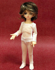 1/6 bjd yosd tiny doll white protect undergarment clothes outfit dollfie Lati