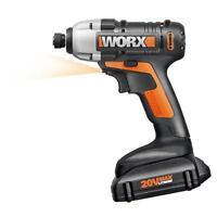 WORX WX290L 20V MaxLithium Cordless Powershare Impact Driver