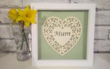 Framed Mother gift - Christmas, Birthday , Mothers Day etc