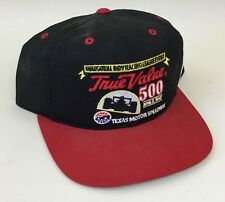 Texas Motor Speedway Hat INDYCAR SERIES Inaugural IRL 1997 Snap Back Hat Cap nos