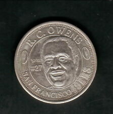 RC Owens--San Francisco 49ers--1994-95 Then and Now Coins