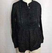 NWT Madewell $78 Cotton Voile Blouse Sz XS