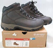 HI-TEC Women's ALTITUDE V i WP Dk Choc/Black Hiking Boot US 11, EU 43 22026