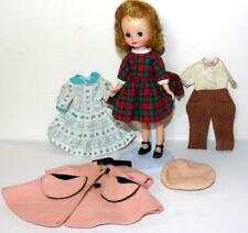 Vintage Betsy McCall Doll Unmarked clothing 1957-1959