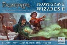 FGVP06 FROSTGRAVE WIZARDS II (FEMALE) - FROSTGRAVE - FANTASY  - 28MM