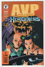 Aliens vs. Predator: Xenogenesis #1-4 (1999-2000, Dark Horse) Complete Series w