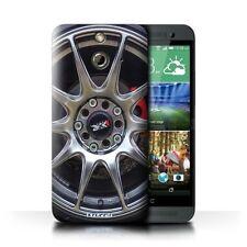 Étuis, housses et coques rouge métallique pour téléphone mobile et assistant personnel (PDA) HTC