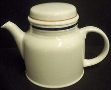 1984 Royal Doulton Designs a la carte Blue Line Teapot Made in England 6 Cup