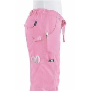 KOI Lindsey Scrub Pants Pink Sz 5X Regular