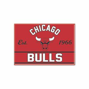 Chicago Bulls Photo Magnet with Logo NBA Basketball Team Gründungsjahr