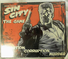 LOT #1041 SIN CITY: THE BOARD GAME (NECA 2OO5) from the FRANK MILLER FILM  18&up
