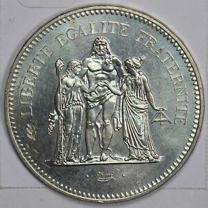 France 1974 50 Francs BU 100027 *SFCOIN