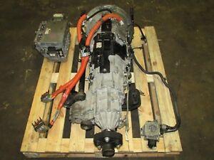 JDM 2008-2014 Toyota Lexus LS600H AWD CVY A/T Transmission, Transfer Case