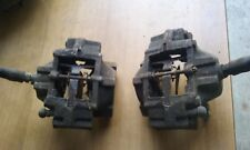 MERCEDES REAR BRAKE CALIPER LEFT RIGHT PRICE=1 BREAKING W210 E200 1999 272 9B62