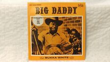 Bukka White Big Daddy (Promo Copy) Vinyl Record
