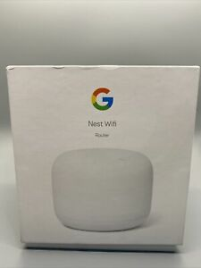 Google Nest Wifi Router - OPEN BOX