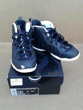 Nike Little Posite PRO (PS) BLAC WHITE BLACK 843755 006 Youth Pre School SZ 1.5Y