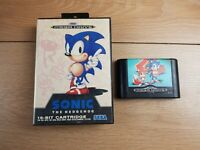 SONIC THE HEDGEHOG 1 & 2 Bundle - SEGA MEGADRIVE - PAL Complete Retro